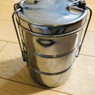 インド式お弁当箱