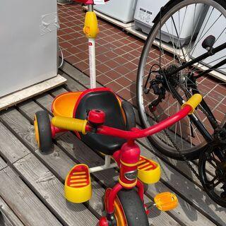 403947 ides かる~くこげる三輪車