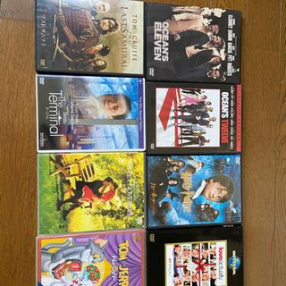 【ネット決済】DVD 洋画いろいろ8本