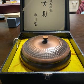 【ネット決済】純銅 菓子器