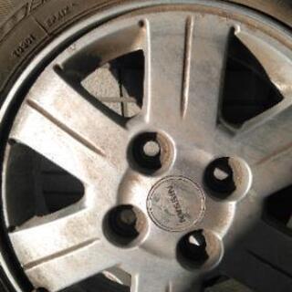 155-65/13のタイヤ