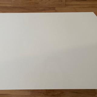 ニトリ 折りたたみ テーブル ホワイト ローテーブル