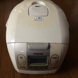 無料 ジャンク品  TOSHIBA 炊飯器