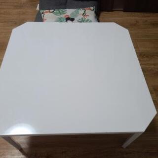 ニトリ 折りたたみテーブル(シャイン 6060 WH)