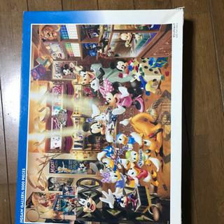 ディズニー2000ピースパズル