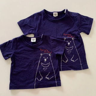 兄弟お揃い Tシャツ 70.95