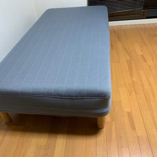 ニトリ シングルベッド マットレス