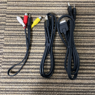 トヨタ純正 iPod対応USB/VTRアダプター