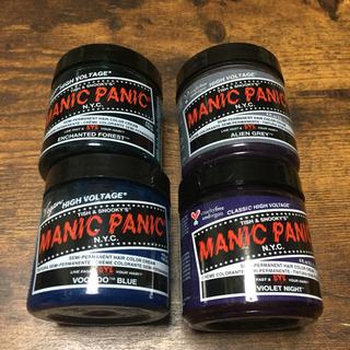 【MANIC PANIC】マニパニ カラーリング剤 ヘアカ…