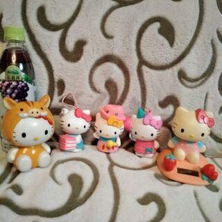 キティー Hello Kitty 5個セット