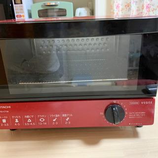 オーブントースター HITACHI