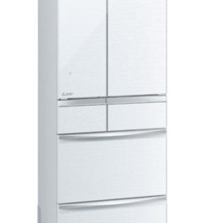 三菱ノンフロン冷凍冷蔵庫2019年式517L