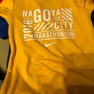 マラソン 速乾Tシャツ セット NIKE dry fitなど - 岡崎市