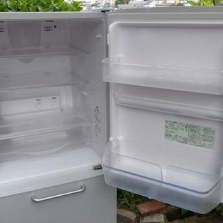 HITACHI ノンフロン冷凍冷蔵庫 - 家電