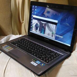 Core i3 GeForce ブルートゥース搭載 Lenovo...