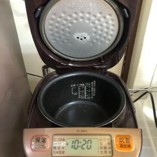 【ネット決済】象印 炊飯器 NLBB 05