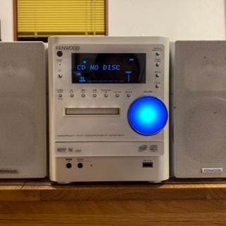 2008年製 KENWOOD コンパクトディスクステレオ