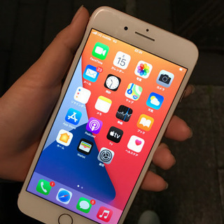 iPhone8+SIMフリー