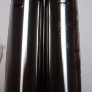 (未使用)カインズの保冷専用ステンレス水筒2本