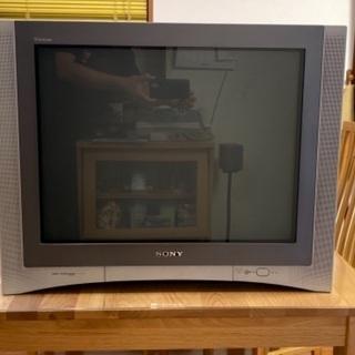 2003年製 SONY トリニトロンカラーテレビ