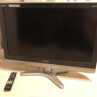 AQUOSテレビ・BDレコーダーセット