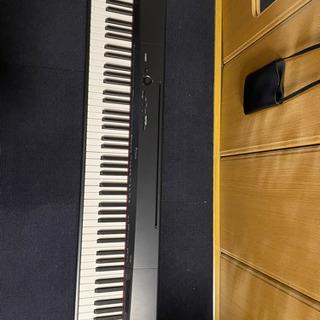 電子ピアノ フットペダル ピアノスタンド ピアノカバー