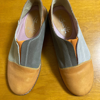 靴(足長おじさん) 23cm