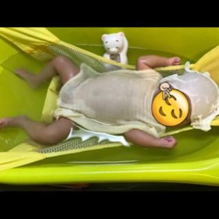【ネット決済】赤ちゃん風呂用品と水温器