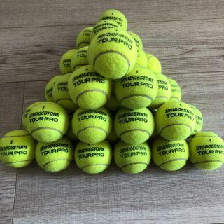 試合球 中古テニスボール 35球