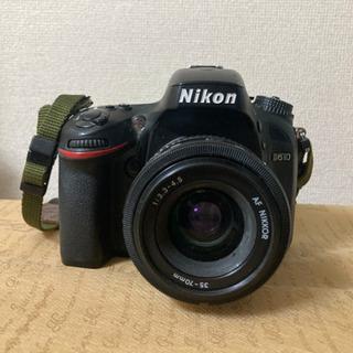 ニコンD610 MB-D14付