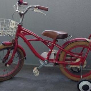 16インチの子ども自転車(只今交渉中)