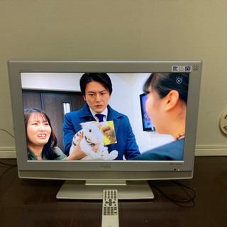 26インチテレビ 2009年購入