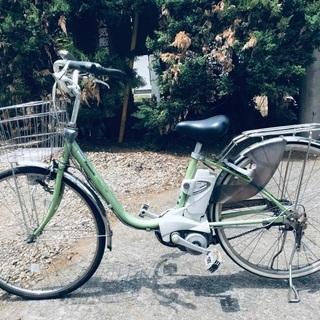 ♦️EJ859B 電動自転車