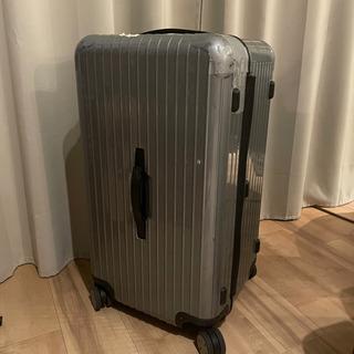 【ネット決済】ジャンク品 RIMOWA(リモワ)スーツケース E...