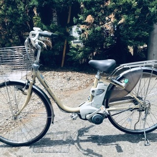 ♦️EJ862B 電動自転車