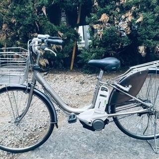 ♦️EJ863B 電動自転車