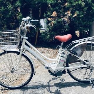 ♦️EJ864B  電動自転車