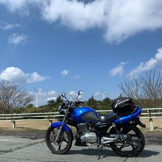 en125 Suzuki