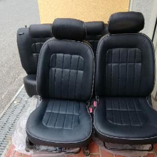 ミラジーノ L700S シート一式 (ばら売り可能です)