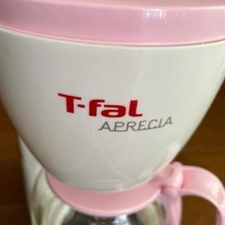 【開封未使用】T-falコーヒーメーカー