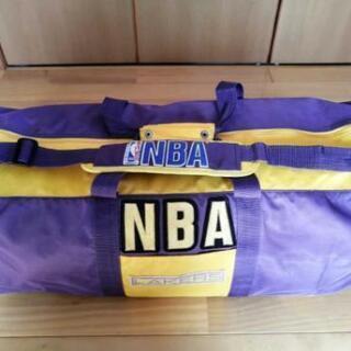 NBA レイカーズ ドラムバッグ