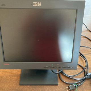 【IBM 15インチ】PCモニター(中古)