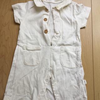 ロンパース ベビー服 夏服 かわいい