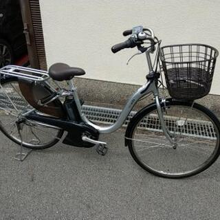 電動アシスト自転車 PAS With26 2019年