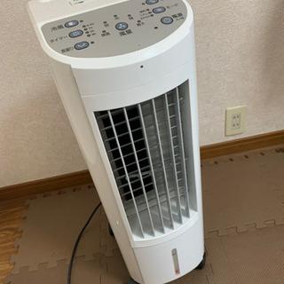 暑くなるこれからのために!冷風機