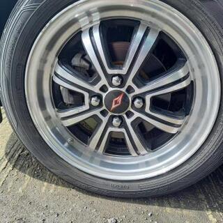 レイズ16インチ5.5jタイヤセット