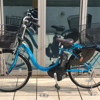 【良品】ヤマハ 電動アシスト自転車 pas with