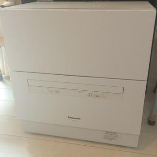 2019年製  パナソニック 電気食器洗い乾燥機 NP-TA2-W