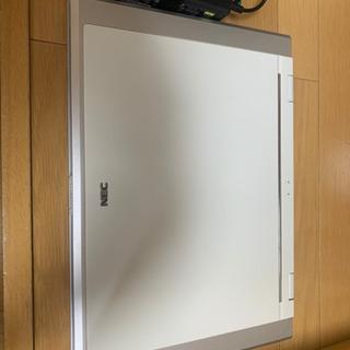 NEC ノートパソコン LL550/J ジャンク品