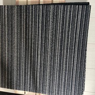 【無料】ニトリ タイルカーペット 15枚 50×50